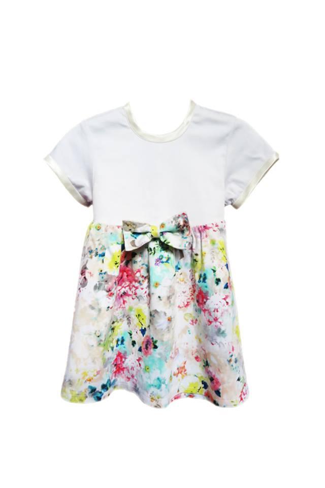 dievčenské šaty LET´S CELEBRATE