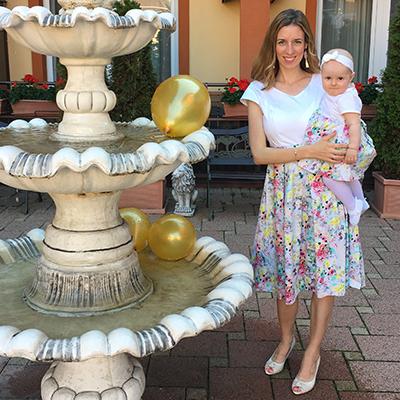 Rovnaké oblečenie mama a dcéra