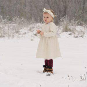 afe033ee323a Šaty mama a dcéra - LET´S CELEBRATE - detská verzia